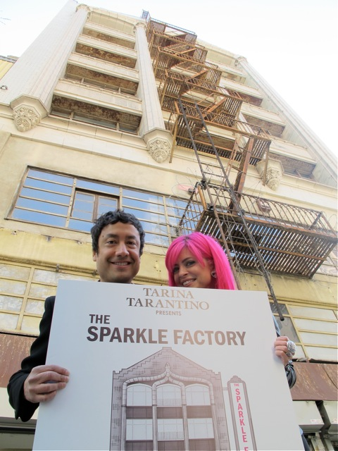 The Sparkle Factory