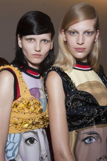 Prada-Spring-2014-Hair-Makeup-Runway-Pictures